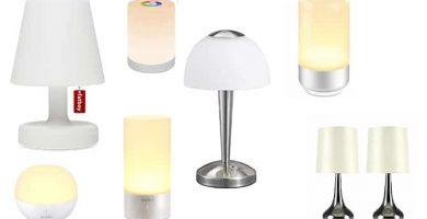 compara los tipos de lamparas tactiles en venta que puedes comprarcaracteristicas