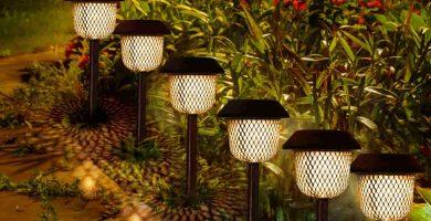 Las lamparas solares